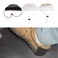 new driver shoes heel protector driving heel protection cover for right foot car prevent wear shoes heel protection cover