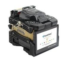 Бесплатная DHL/ Fedex доставка, китайский топ, лучшее качество, Tumtec V9 V9 + 6 электродвигателей, сердечник, волоконно оптический Сплайсер