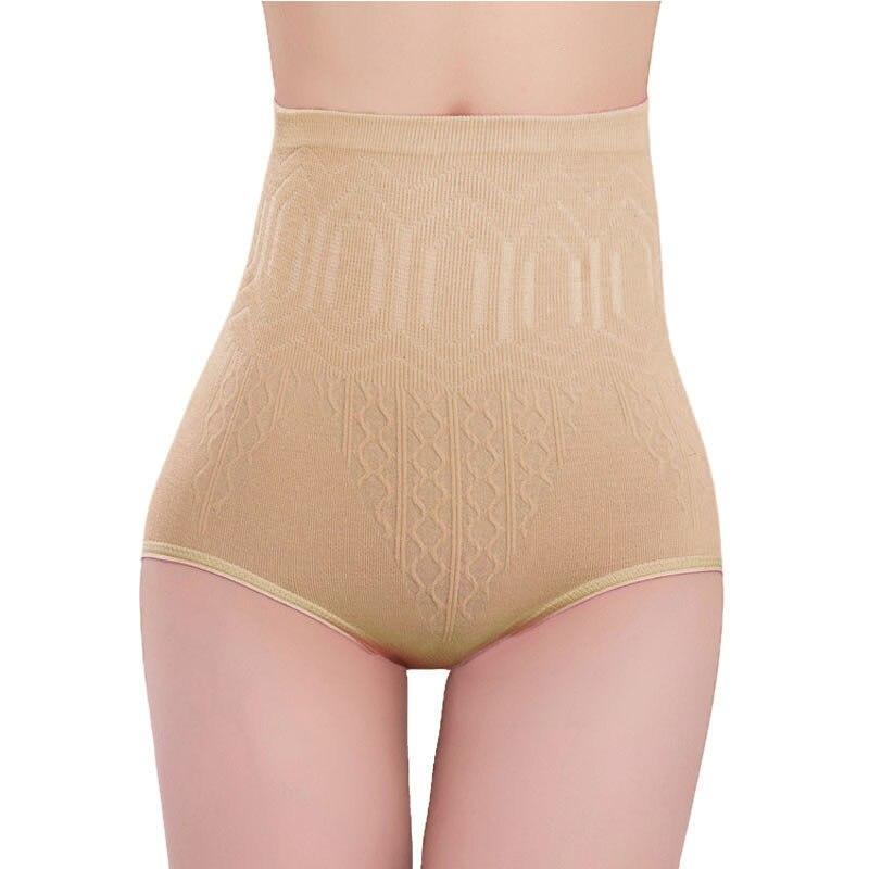 Mulheres Shapers sem costura Cintura Alta Emagrecimento Controle Da Barriga Calcinhas Calças Cuecas Magia Corpo Shapewear Senhora Roupa Interior do Espartilho