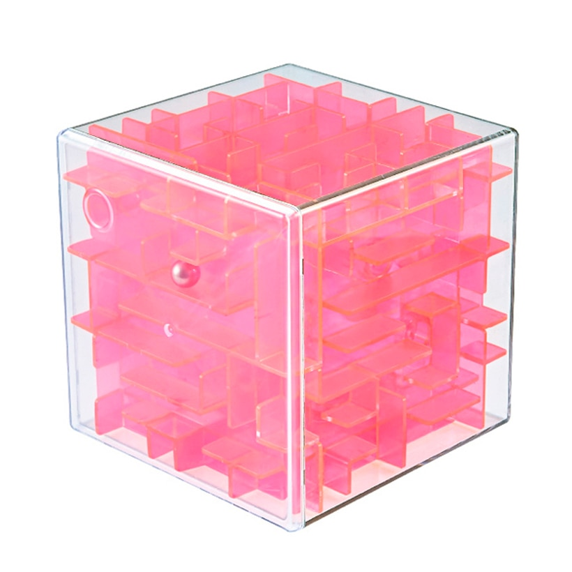 Фото - 3D Cube Case Box Improve Children Intelligent Hands-on/Balance Ability Fun Brain Game Toys Puzzle Maze Steel Ball Game Toys lindsay portnoy game on brain on