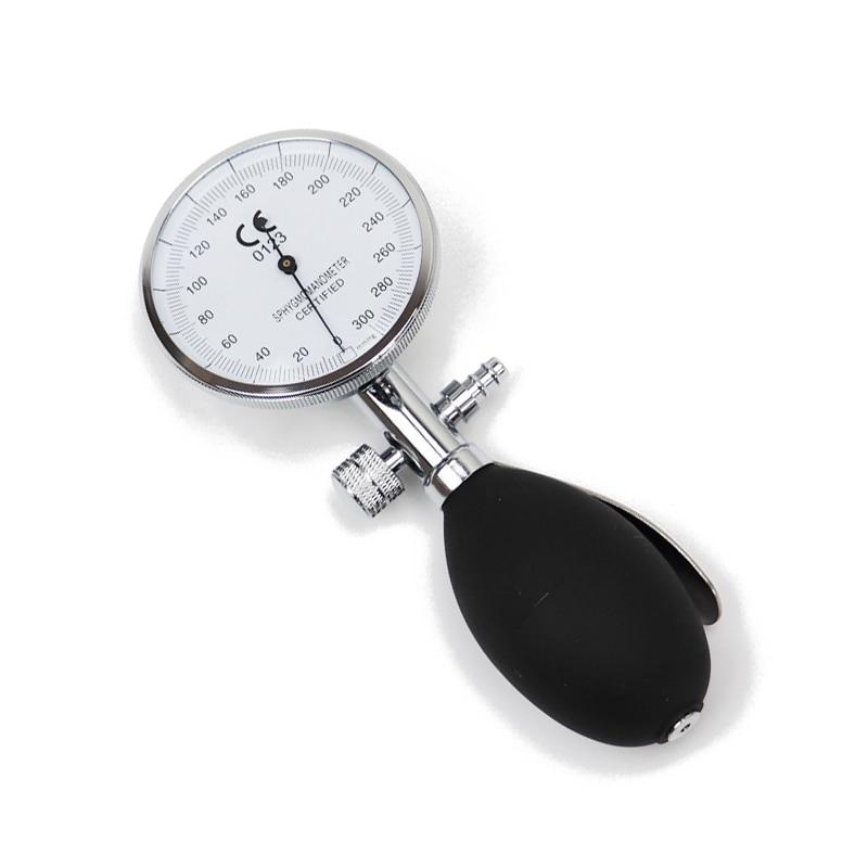 Medical Blood Pressure Monitor Gauge Meter Inflation Bulb Replacement for BP Cuff Arm Aneroid Sphygmomanometer Gauge Meter