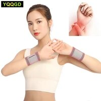2pcs graphene wrist brace for carpal tunnelwrist support brace for arthritis tendinitis wrist compression wrap with pain relief