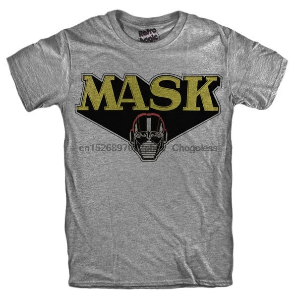 M. a. s. k. T-shirt-mobile blindado strike kommand - 1985-86 desenhos animados kenner figuras