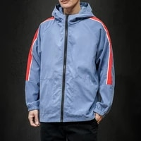 jacket men windbreaker spring autumn fashion mens outwear jacket men hooded jackets casual male high quality loose jackets coat
