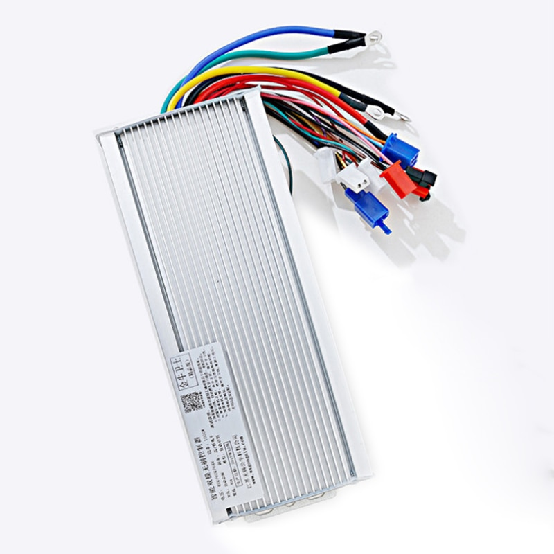 48V 60V 1500-2000W BLDCM Controller DC Battery Electric Motor Brushless Controller Power Supply 18 M