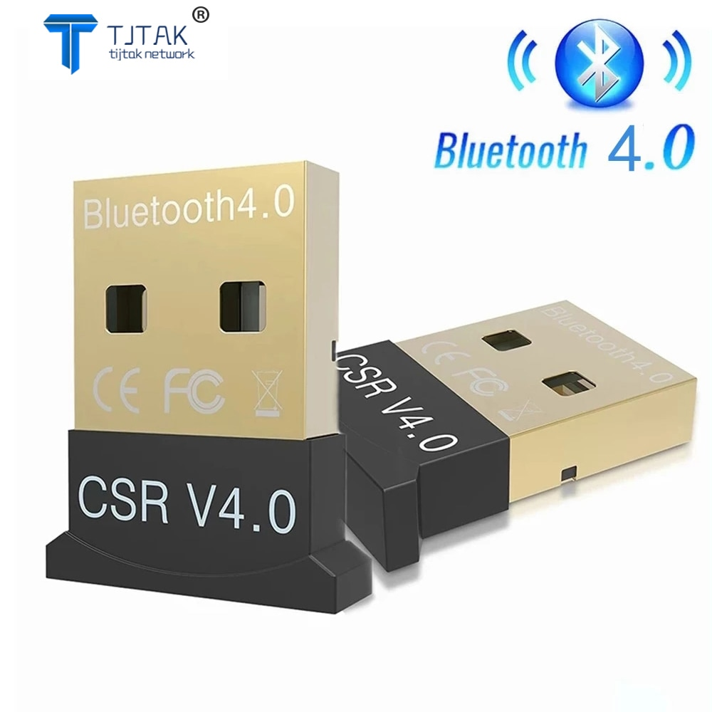 USB Bluetooth 4,0 Adaptador Transmissor Bluetooth Receptor DE Audio Bluetooth Dongle Adaptador...