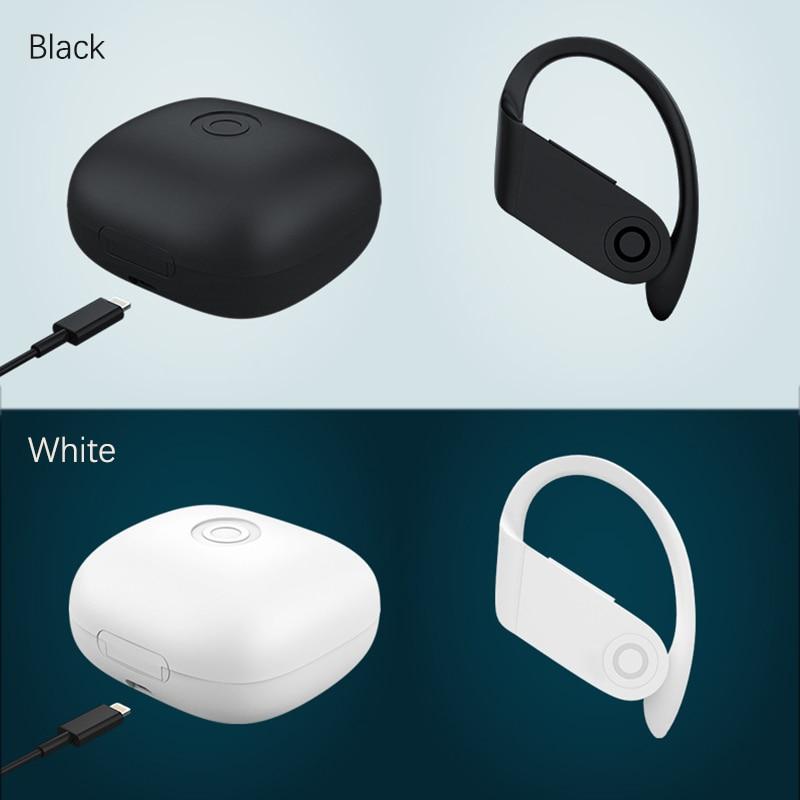 B10 Wireless Charging Bluetooth 5.0 Headset  Sports Ear Hook Earphones With microphone True Wireless Headphones For Xiaomi Huawe enlarge
