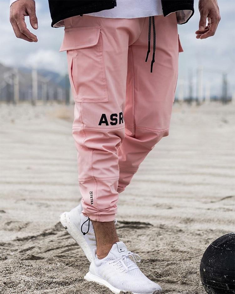 штаны брюки штаны мужские штаны в клетку Мужские осенние повседневные брюки 2021, мужские свободные штаны с популярным логотипом, прямые брюк...