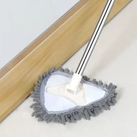 duster brush household cleaning triangular home kitchen mop for washing the wall and ceiling windows clean up lightning offers
