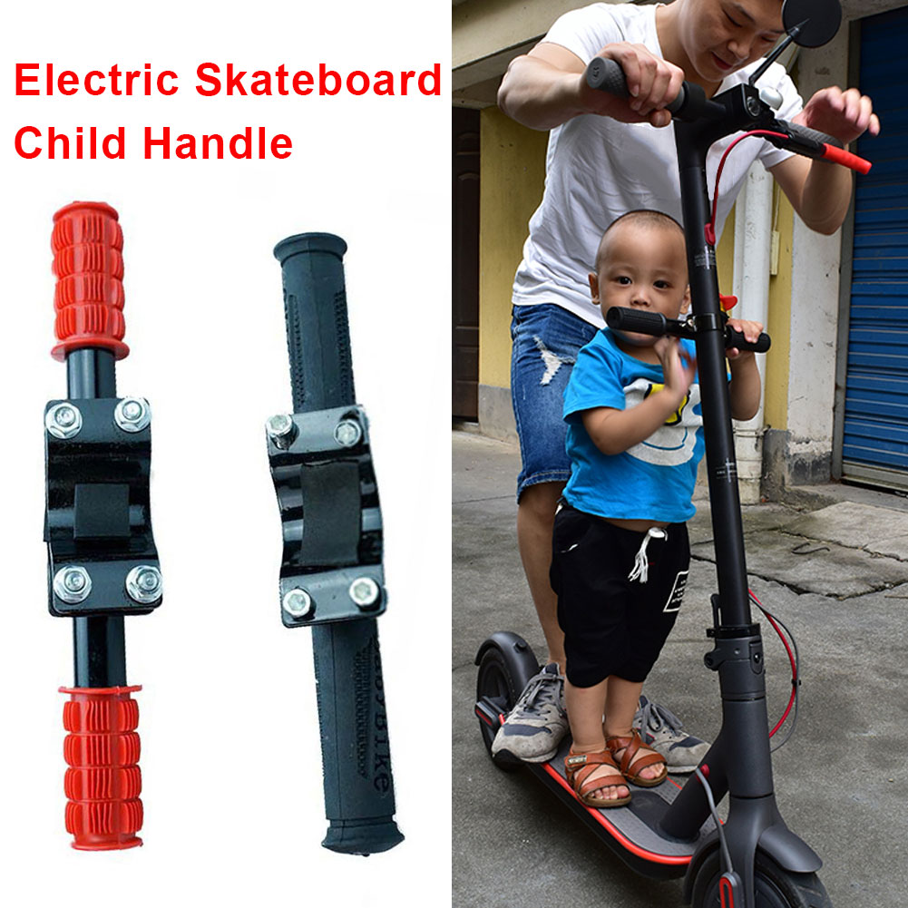 AliExpress - Scooter Child Handle For M365 Skateboard Scooter Kids Handle Grip Bar Holder for Mijia Xiaomi M365 Electric Scooter Accessories
