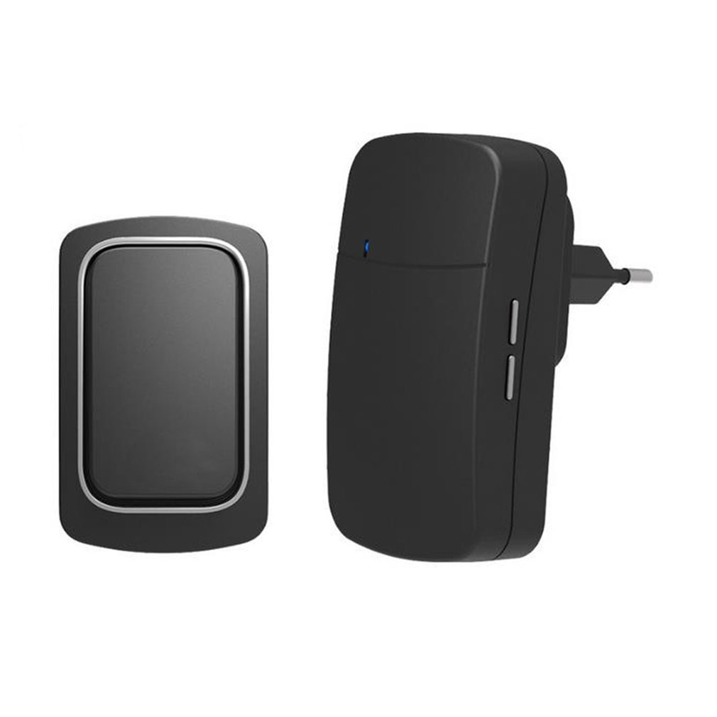 Self-powered Wireless Remote Control Doorbell Pager Wireless Penetration IP68 Waterproof Strong Sign