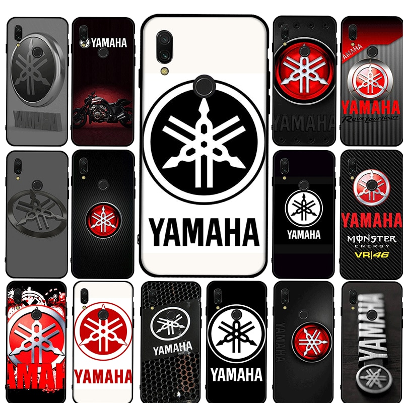 Yamaha Phone Case for Soft Black Cover Xiaomi Redmi Note 9 Pro Max 9S 9A 9C 9T For OnePlus 5 5T 6T 7