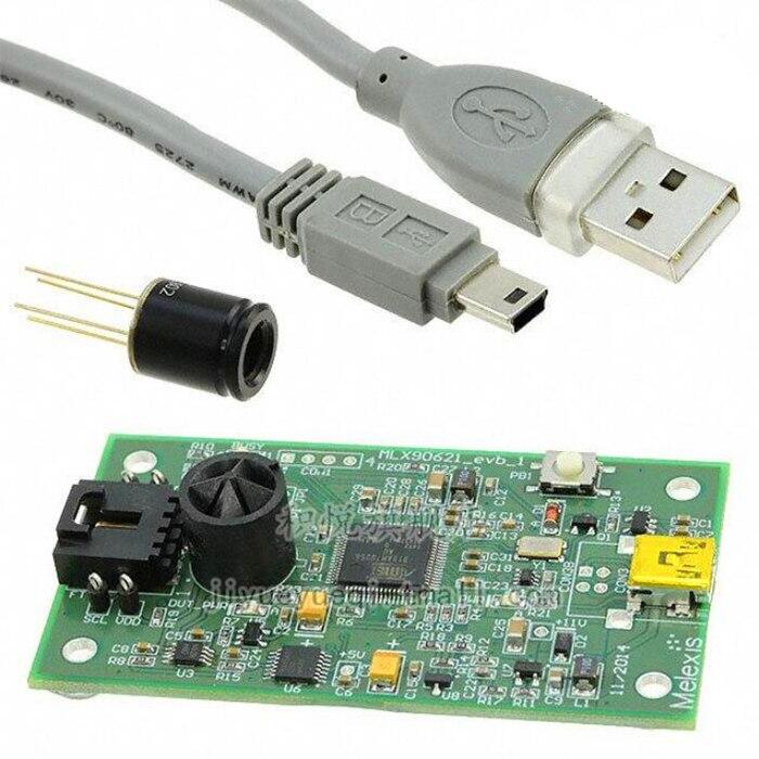 EVB90621 [M] Placa de evaluación para MLX90621