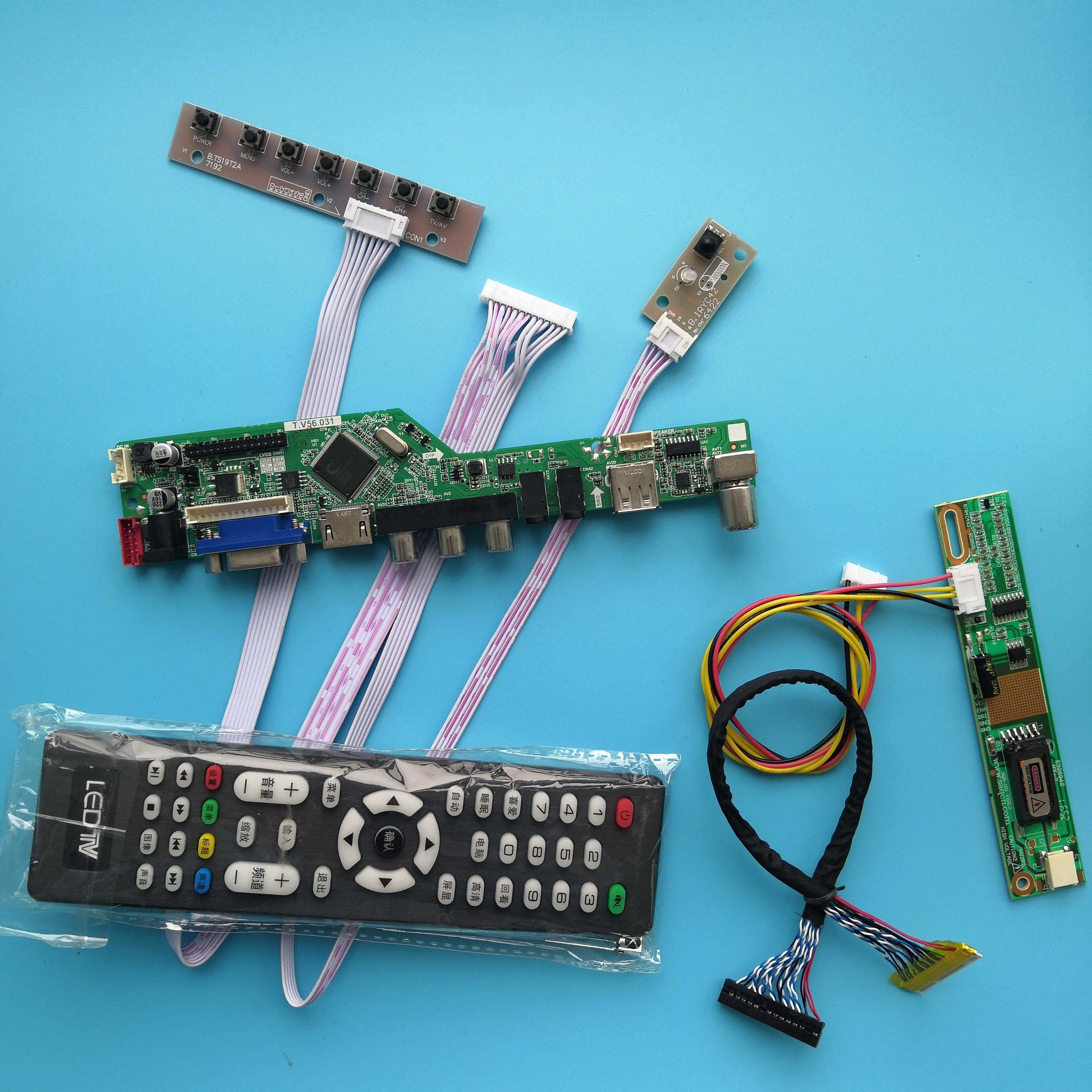 ل LTN141P2-L01 إشارة الرقمية 1 مصابيح 14.1