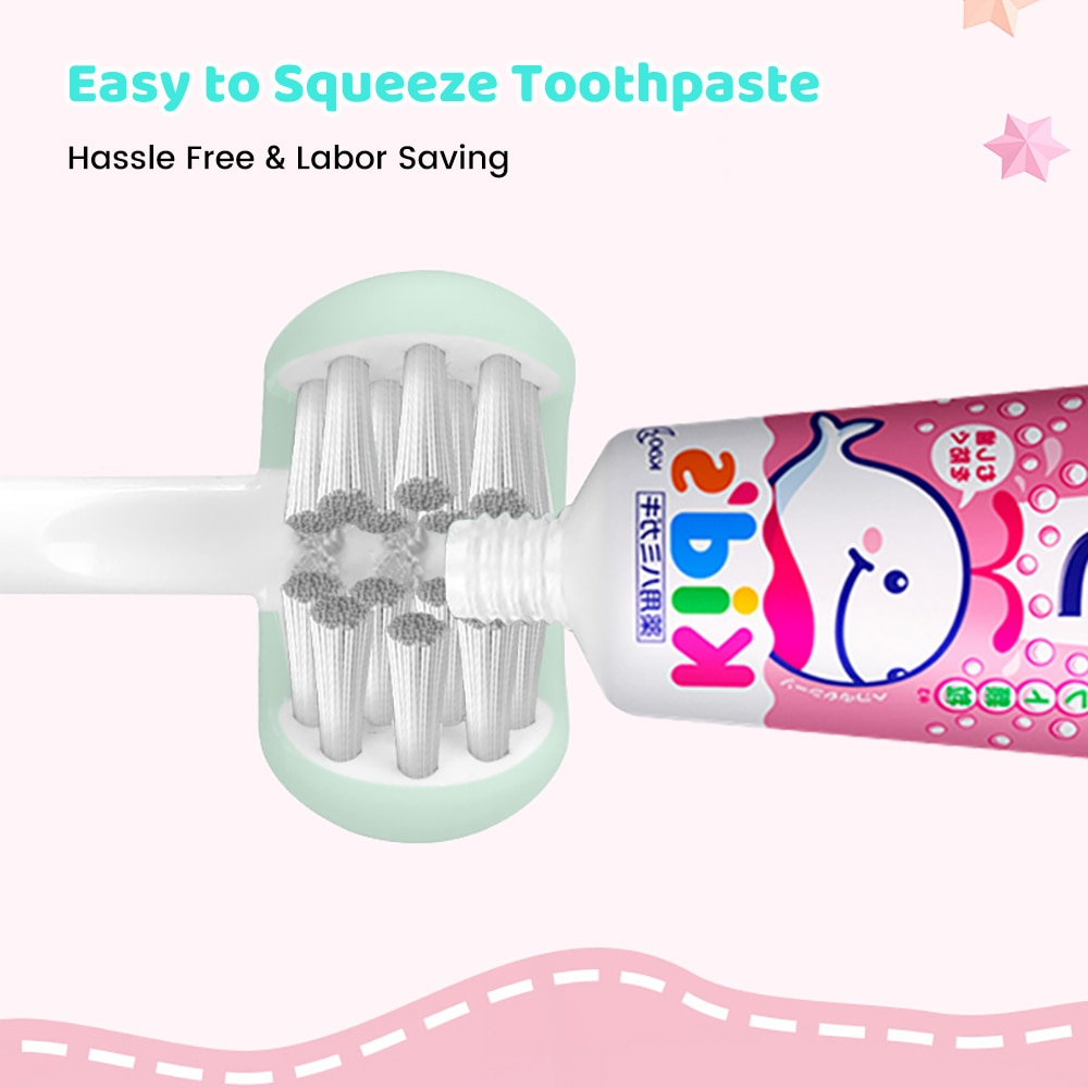 U-Shaped Sonic Electric Toothbrush For Kids USB Rechargeable Children Ultrasonic Oral Cleaning Teeth Brush Three-Side Cleaner enlarge