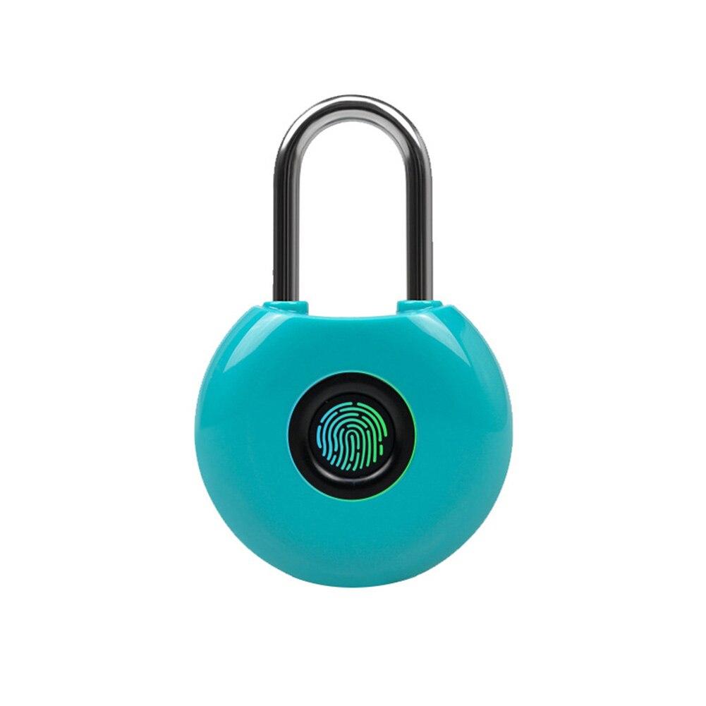 Maleta portátil de oficina impermeable para el hogar, equipaje de viaje IP65, casillero Micro USB para gimnasio, candado de huella digital antirrobo inteligente sin llave