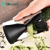2021 new creative multi functional funnel shaped grater rotary vegetable cutter shredder kitchen gadgets and accessories