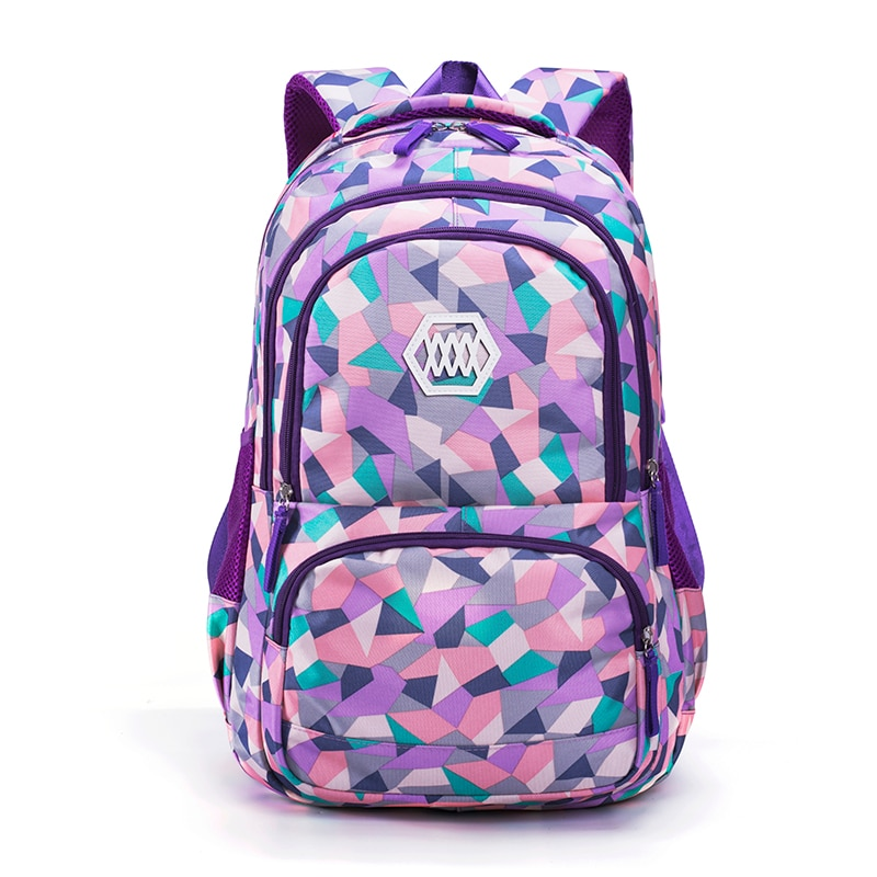 рюкзак 2015 pu mochila 56gy 35Л рюкзак для начальной/средней школы, водонепроницаемый рюкзак Mochila infantil, Детская сумка, рюкзак с принтом, рюкзаки на плечо, рюкзак