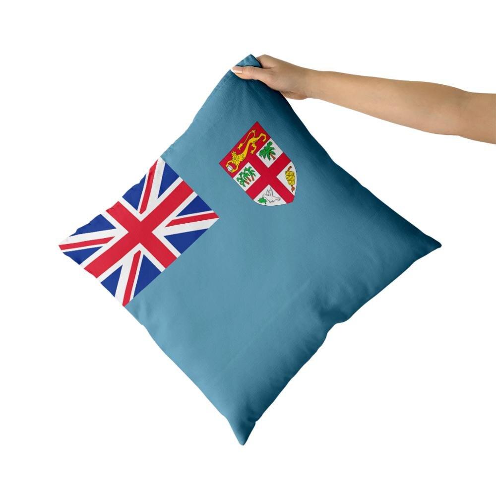 Fiji хлопок холст на заказ подушки чехлы на заказ подушка, подушка чехлы персонализированные подарки