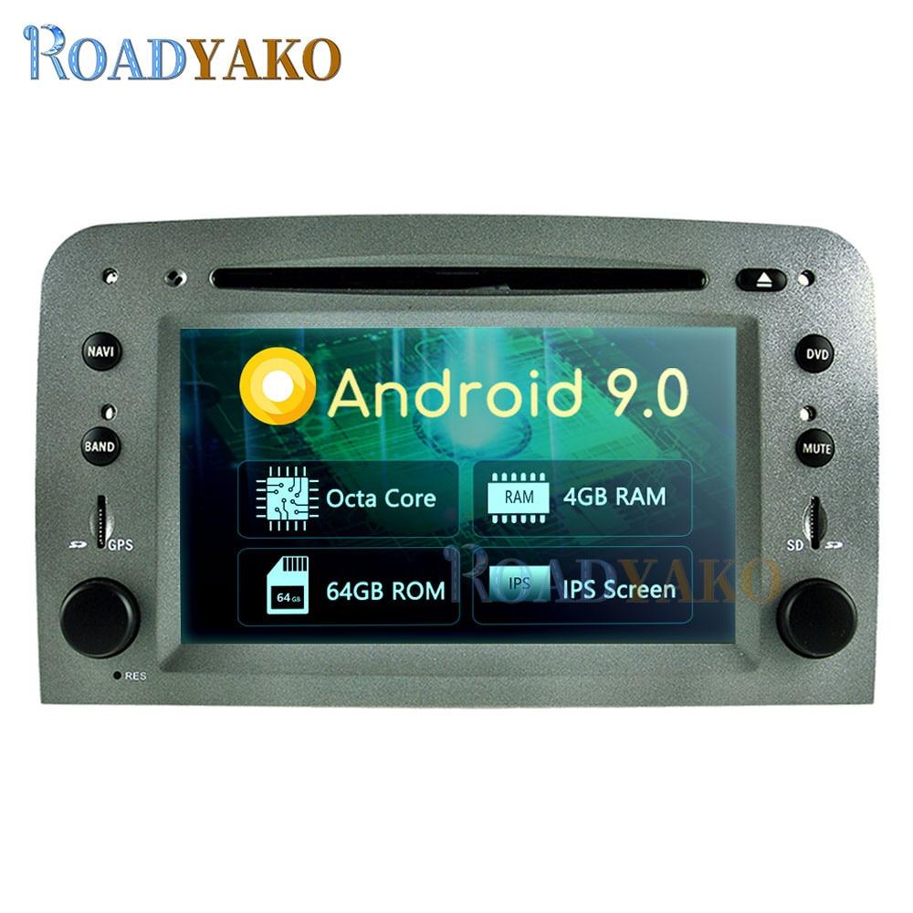 Android 9,0 Auto Auto Radio Für Alfa Romeo 147 2005 Romeo GT 2007- Stereo Auto DVD player Navigation GPS магнитола Autoradio 2 Din