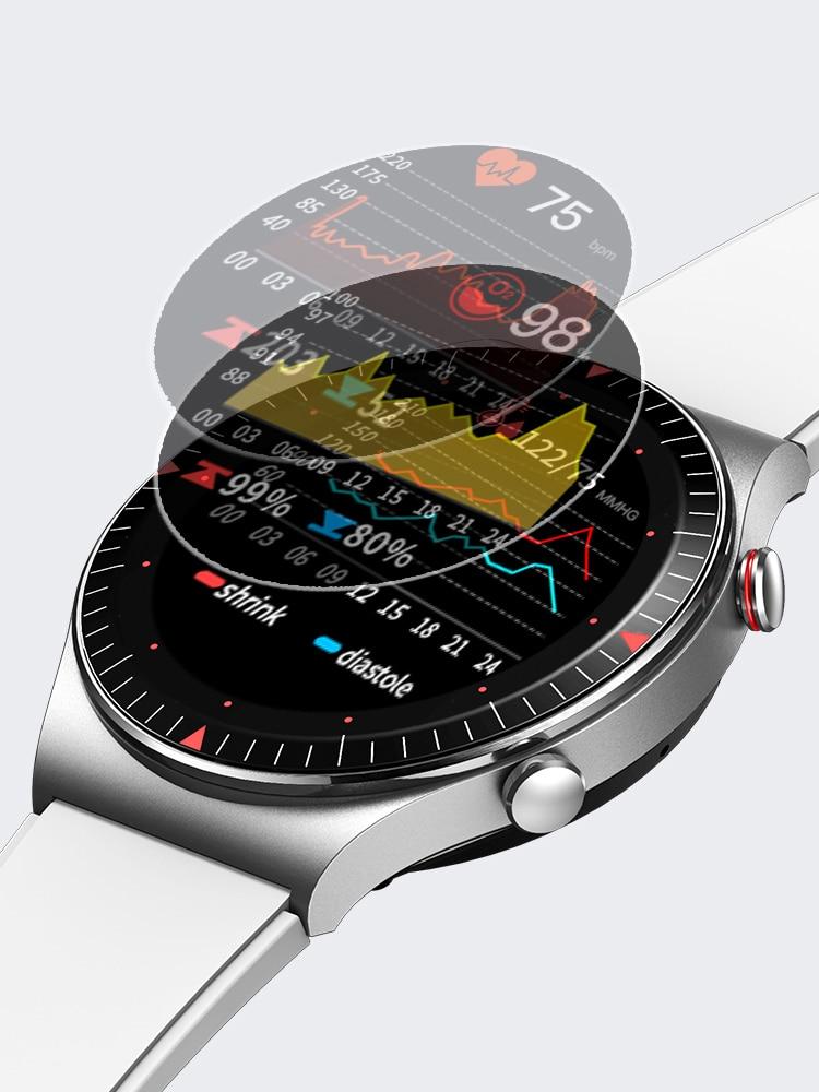 T7 Smart Watch Men's Watches T7 Smartwatch 2021 Sports Watch Women's Wristwatch Heart rate Sleep Monitor Smart Bracelet Clock