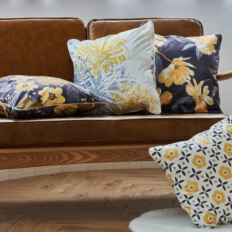 MERRYLIFE هندسية وسادة يغطي الفن تصميم منقوشة المشارب طباعة كيس وسادة ل كرسي منزلي أريكة الديكور Pwcase وسادة غطاء