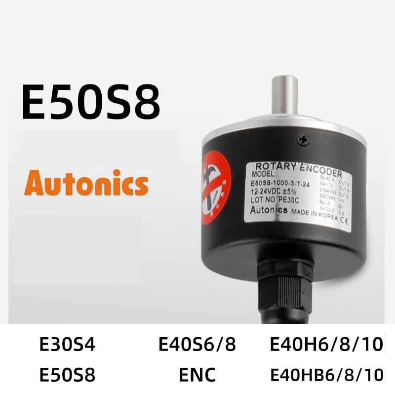 E50S8-1024-3-T-5 1000-N-24 100 360-3T24 6-L-5 Codificador Rotativo
