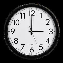 Digital Blue Wall Clock Modern Design Silent Fashion Creative Electronic Clocks orologio parete Simple quartz home watch AA60WC