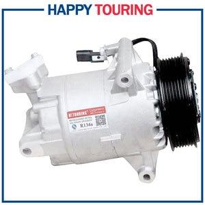DKV-08R A/C Compressor for Nissan Tiida Micra Note 1.6L 92600-ED000 92600-ED07A 92600-ED07B 506021-7470 Z0004246A Z0004246B