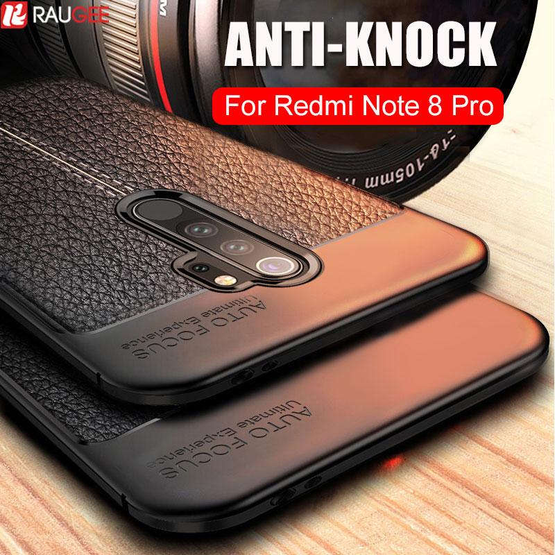 For Xiaomi Redmi Note 8 Pro Case Shockproof Bumper Matte TPU Silicone Case Cover For Xiaomi Redmi Note 8 7 6 5 Pro Case Global