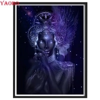 full square drill diamond painting fantasy woman 5d diamond embroidery rhinestone kit mosaic cross stitch home decoration