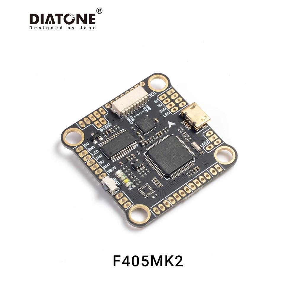 Diatone مامبا F405MK2 وحدة تحكم في الطيران betafly F4 مامبا وحدة تحكم في الطيران مع OSD VTX 30 مللي متر