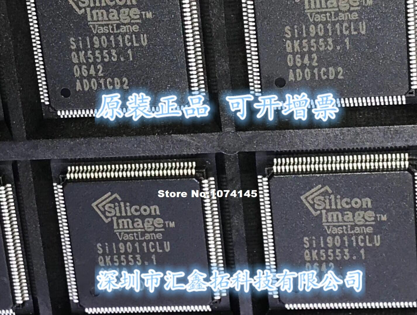 5pcs/lot SiL9011CLU SII9011CLU QFP 5pcs lot original as19 h1g as19 h1 as19 h as19 ecmos qfp 48 best quality new