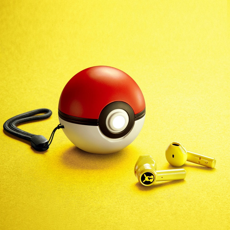 Portable Mini Pikachu Bluetooth Earphone for Razer TWS Wireless Headset 2021 Newest Use for Game with Protect Bag enlarge