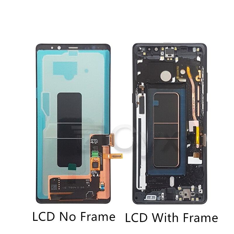 Burn Shadow For Samsung Galaxy Note 8 LCD N950F N950FD N950U Display Touch Screen Digitizer Assembly For Samsung note8 Display enlarge