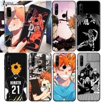 silicone cover anime volleyball haikyuu for huawei honor 9c 9s 9a 9x 9n 9 8s 8c 8x 8a 8 v9 lite pro 2020 2019 phone case