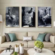 Toiles décoratives murales Sexy pour femmes   Tableaux pour décoration, toile, décoration pour chambre, salon, décor de maison