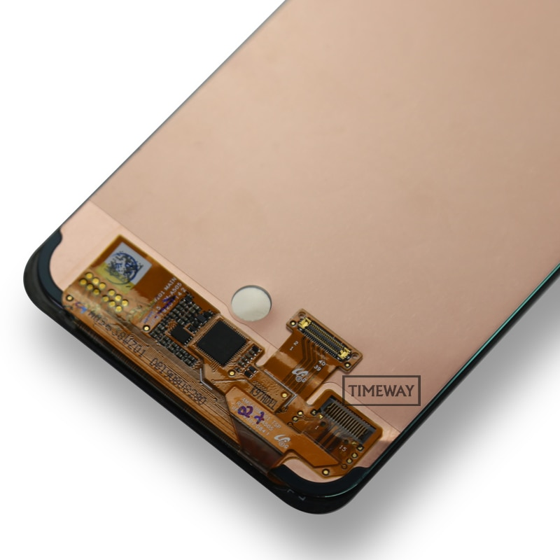 100% test  For A50 A505 lcd display OEM quality no dead pixel For mobile phone A505 lcd screen assambly replacement enlarge