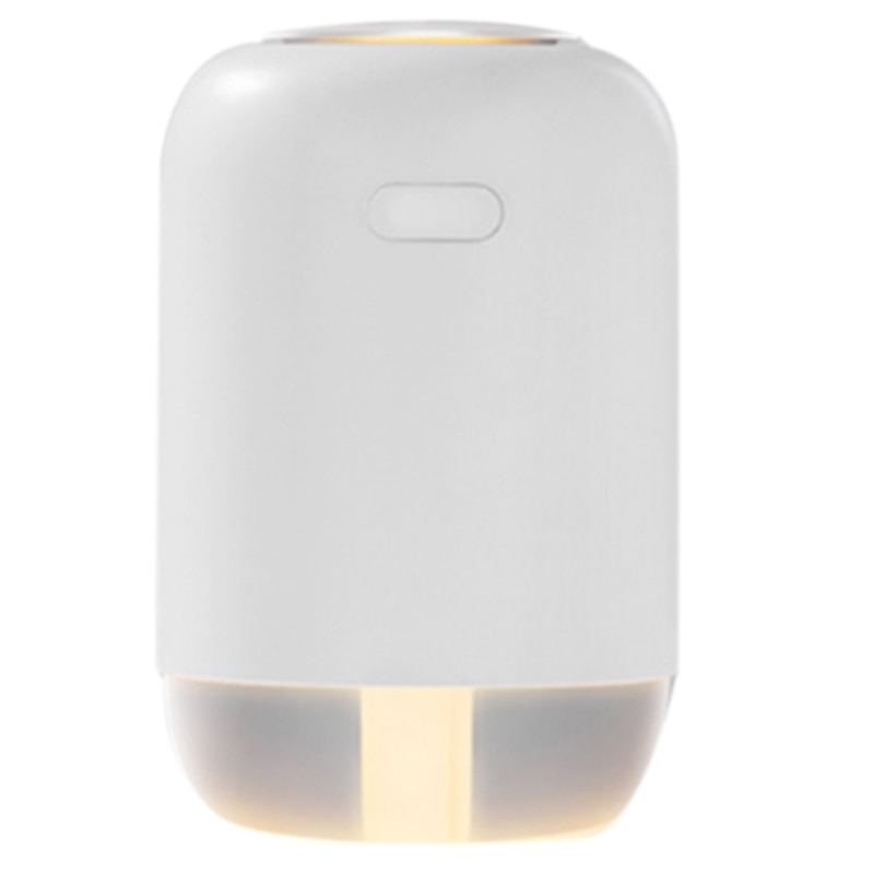 Large Capacity Ultrasonic Air Humidifier with Romantic Lamp USB Car Mist Maker Aroma Oil Diffuser Humidifiers