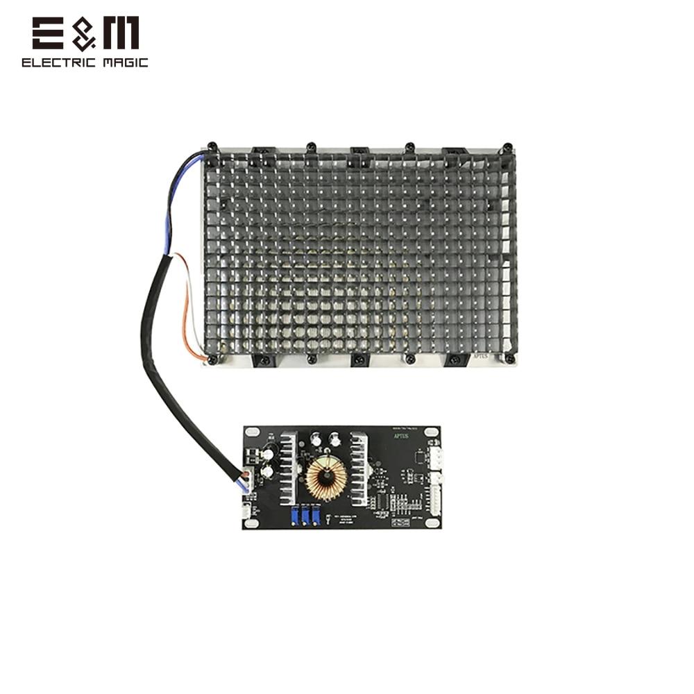 250 Вт 405нм параллельный светильник источник ультрафиолетовых лучей ШИМ затемнение 2 Gen светодиодный мод для 8,9 дюймов 3D ЖК-принтер монитор УФ ...