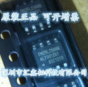 10 pçs/lote FM25L256B-G FM25L256 FM25256BG FM25256B-G SOP-8
