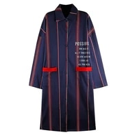 autumn winter long sleeved loose sweet and cute nightdress can be worn outside casual and comfortable home service suit sj057