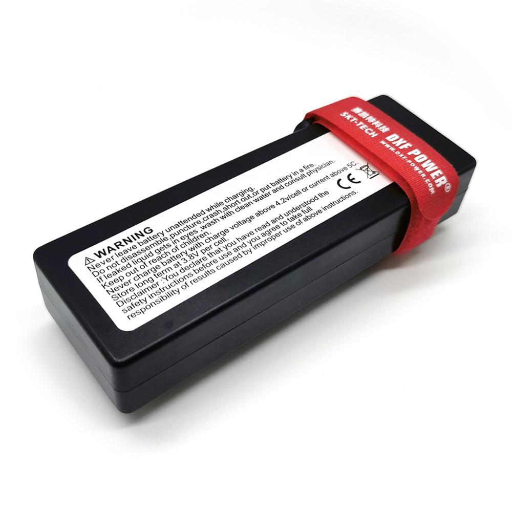 GTFDR Lipo Battery 2S 7.4V 7.6V 8400Mah 8200Mah 7500Mah 7000Mah 6400Mah 140C 280C 120C 240C Graphene For 1/10 RC Buggy Truck Car enlarge
