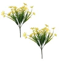 Fleurs artificielles  decoration de fete  decoration de jardin  de salle exterieure  accessoires    Accessoires de decoration pour la maison    Deco