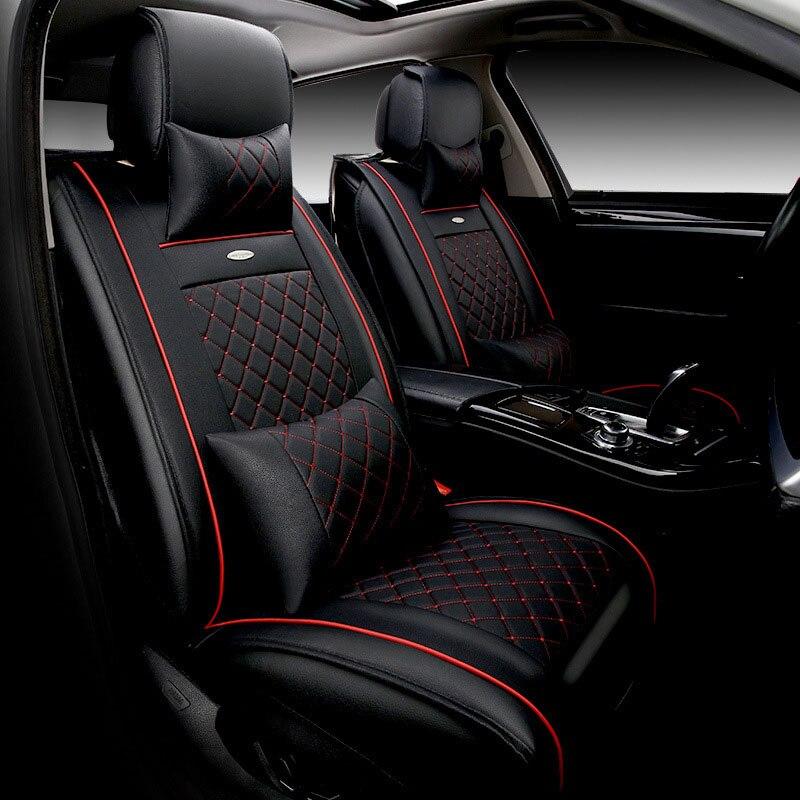 Alta qualidade especial couro capa de assento do carro para suzuki jimny grand vitara kizashi swift alto sx4 acessórios do carro-estilo