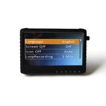 7-дюймовый ЖК-монитор AHD DVR 1080P CVI TVI AHD CCTV камера DVR тестер