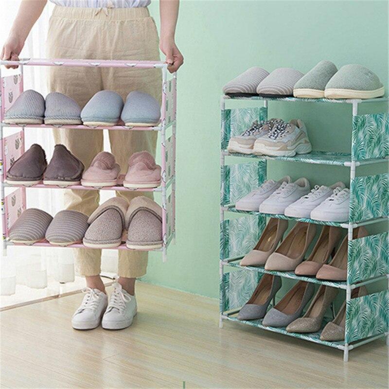 Zapatero multicapa Organizador De Zapatos, armario De almacenamiento De Zapatos para dormitorio,...