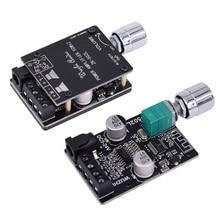 Audio Speakers DIY Bluetooth 5.0 High Power Digital Amplifier Stereo Board 50W+50W AMP Amplificador