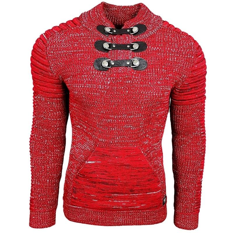ZOGAA Cardigan Sweater Coat 2020 New Men Autumn Winter Fashion Solid Sweaters Casual Warm Knitting Jumper Sweater Male Coats