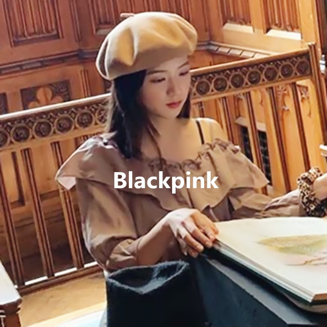 Kpop seo yea ji iu lee ji eun quente rua de lã boina feminino meninas estilo britânico artista gorro chapéu gorro senhoras kawaii cáqui bonés